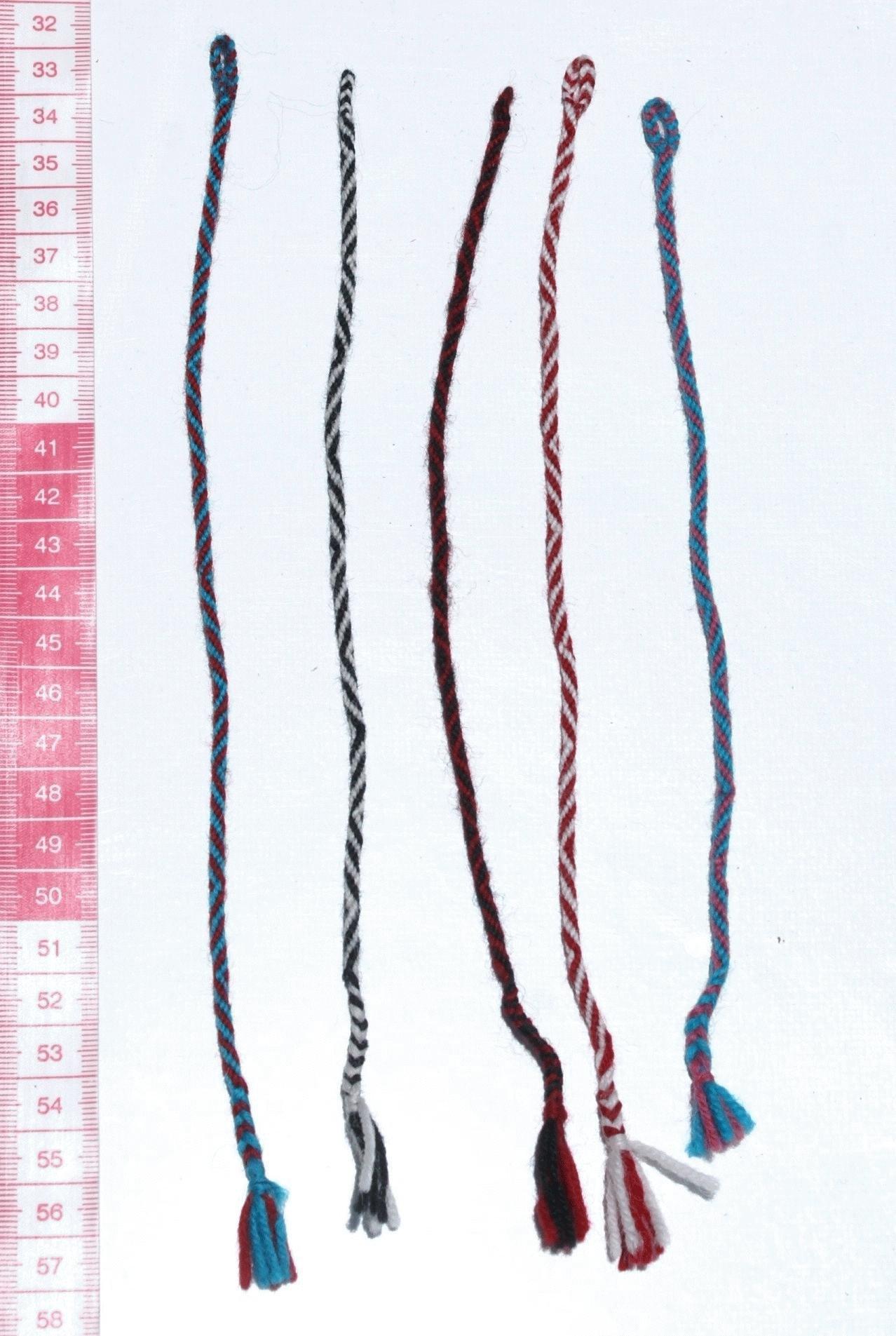 2d8151be0 Lot 5 náramky štěstí ručně tkané ručně vyráběné tibetské šperky, prodej  online - 370.74 Kč - Ceske Nabidky
